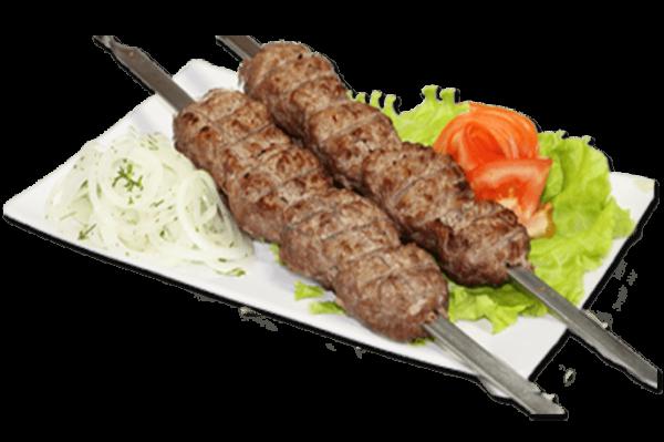Люля-кебаб из говядины -min