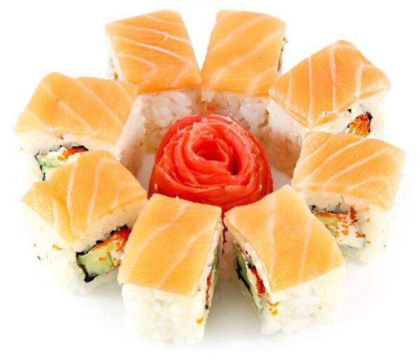 Сливочный лосось-min