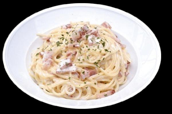 Спагетти карбонара-min